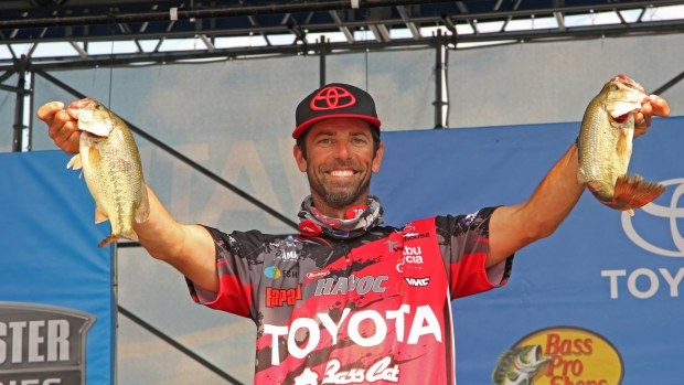 Mike Iaconelli (credit: Alan McGuckin via CBS 3 Philadelphia)