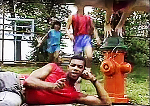A 1985 video from Philadelphia Water uses an original rap to warn people about the dangers of using fire hydrants to cool off.